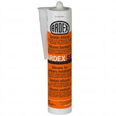 Ardex SE Sanitär-Siliconkitt Silbergrau