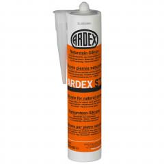 Ardex ST Naturstein-Siliconkitt Silbergrau