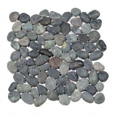 Beach Pebbles Small Schwarz